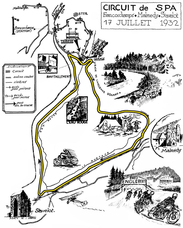 Circuito Spa : Spa 2008