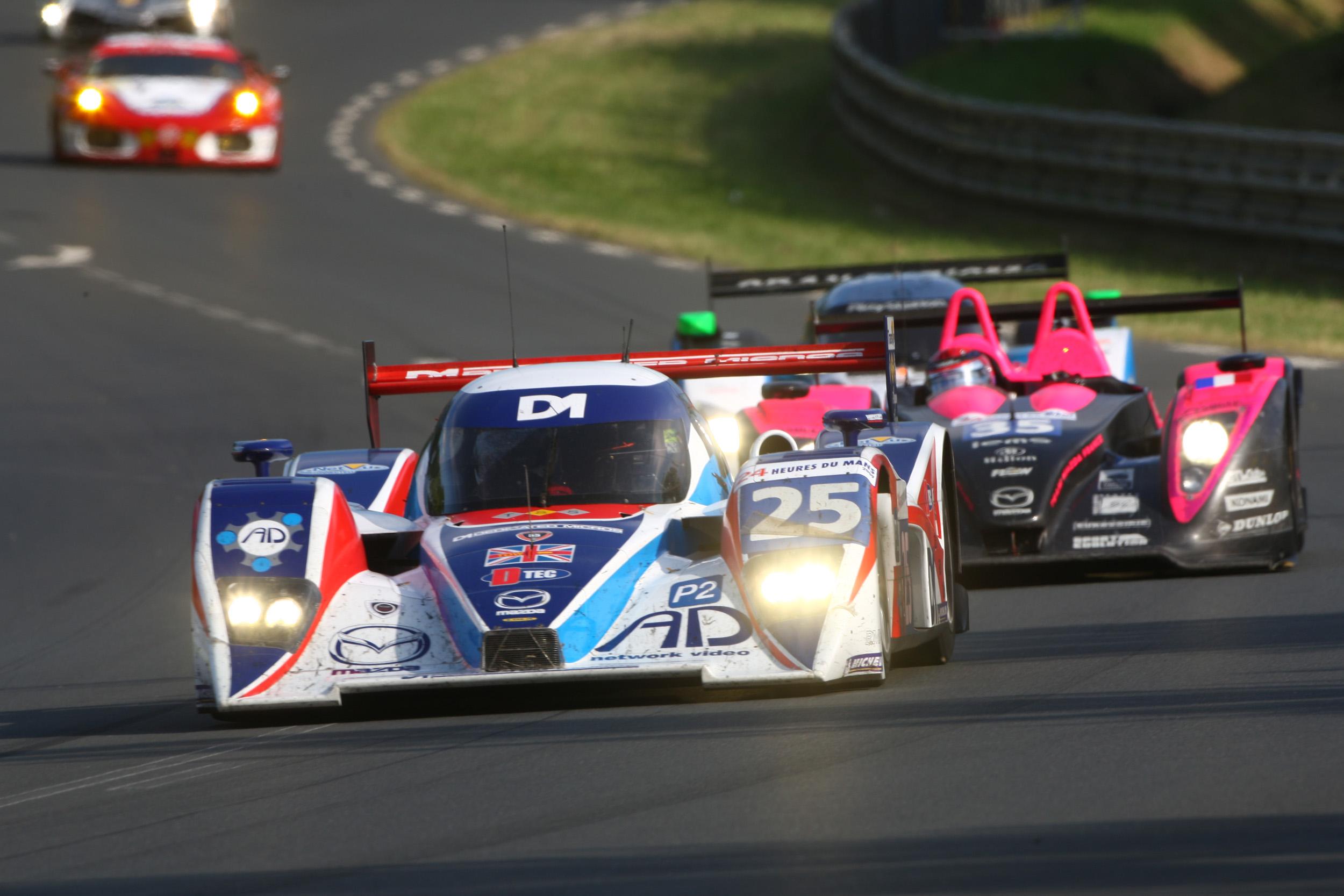 Le Mans 24 Hours 2009 Race Press Release